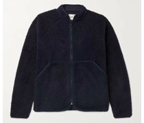 Puzzle Piped Fleece Jacket