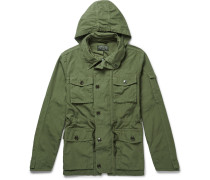 Field Mechanic Garment-dyed Cotton Jacket