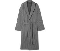 Herringbone Cotton Robe