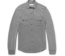 Linsel Cotton-piqué Shirt
