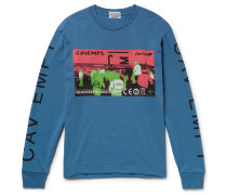 Ce!x Cotton-jersey T-shirt