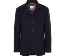 Slim-fit Double-faced Cashmere Jacket