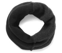 Panelled Merino Wool-blend Snood