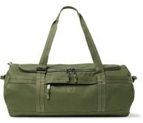 Sutton Herringbone Canvas Duffle Bag