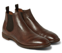 Princeton Leather Chelsea Boots