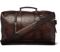 Scritto Leather Holdall