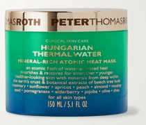 Hungarian Thermal Water Mineral-Rich Atomic Heat Mask, 150ml