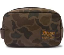 Limited Edition Camouflage-Print CORDURA Nylon Wash Bag