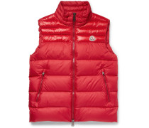 Dupres Quilted Shell Down Gilet