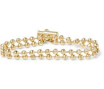 14-Karat Gold Diamond Bracelet