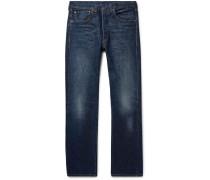 1947 501 Slim-fit Selvedge Denim Jeans