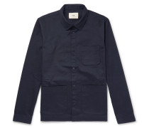 Assembly Cotton-Twill Field Jacket