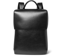 Phileas Full-grain Leather Backpack