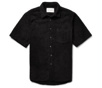 Cotton-blend Terry Shirt