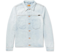 Ronny Washed Organic Denim Jacket