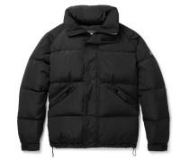 Shell Quilted Down Jacket