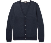 Mardon Slim-fit Virgin Wool Cardigan