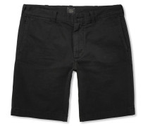 Stanton Cotton-twill Chino Shorts