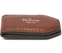 Full-grain Leather Money Clip