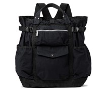 2Way Canvas Backpack