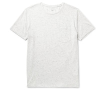 Donegal Slub Cotton And Modal-blend Jersey T-shirt