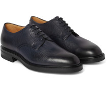 Windermere Cross-grain Leather Derby Shoes