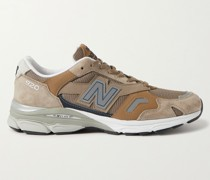 M920 Suede, Mesh and Faux Nubuck Sneakers
