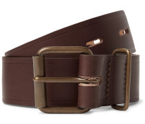 Fred 4cm Leather Belt