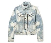 MX2 Bleached Denim Jacket