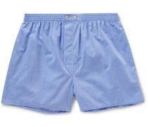 Amalfi Cotton Boxer Shorts