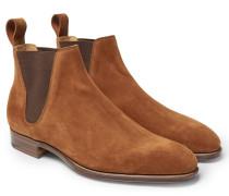 Camden Suede Chelsea Boots