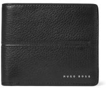 Elite Grained-leather Billfold Wallet