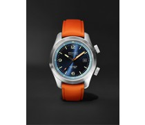 Argonaut Azure Automatic 42mm Stainless Steel and Rubber Watch