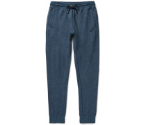 Legacy Tapered Loopback Cotton-jersey Sweatpants