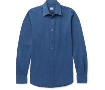 Kurt Slim-fit Denim Shirt