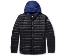 Beltoise Quilted Shell Down Jacket
