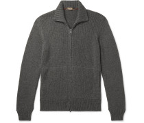Baby Cashmere Zip-Up Sweater