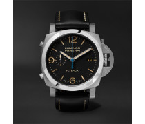Radiomir 1940 3 Days Ceramica 48mm Ceramic And Leather Watch