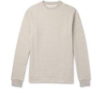Milner Mélange Cotton-Jersey Sweatshirt