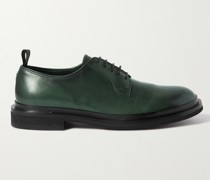 Major Leather Derby Shoes