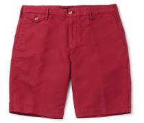 Slim-Fit Chinolino Bermuda Shorts