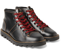 Leather Boxing Boots