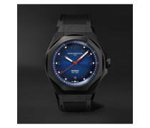 Laureato Absolute Automatic 44mm Titanium and Rubber Watch, Ref. No. 81070-21-491-FH6A