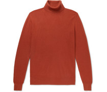 Dolcevita Slim-Fit Baby Cashmere Rollneck Sweater