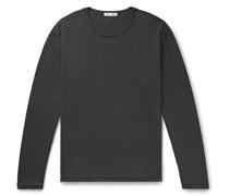 Standard Slub Cotton-Jersey T-Shirt