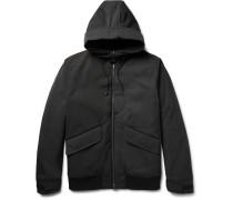 Portland Padded Shell Hooded Jacket