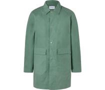 Cotton-Canvas Coat