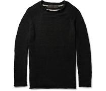 Flaco Striped Cashmere Sweater
