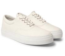 Iseo Full-Grain Leather Sneakers