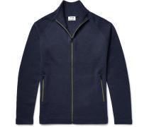 Keep Wool Zip-up Cardigan